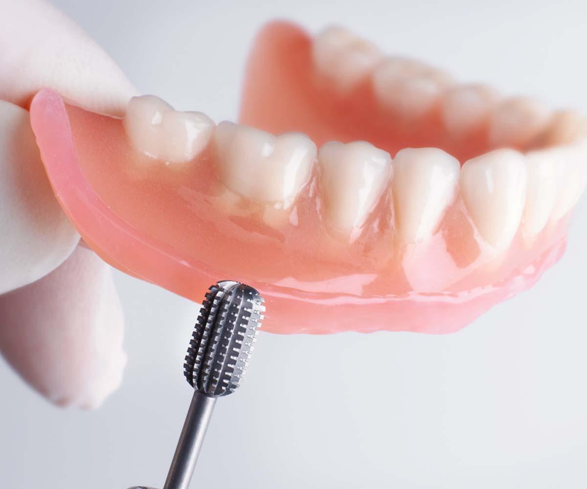 Comfortable Dentures